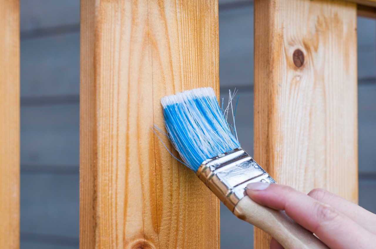 At Next Level Home Buyers, you do not have to paint to sell your house.