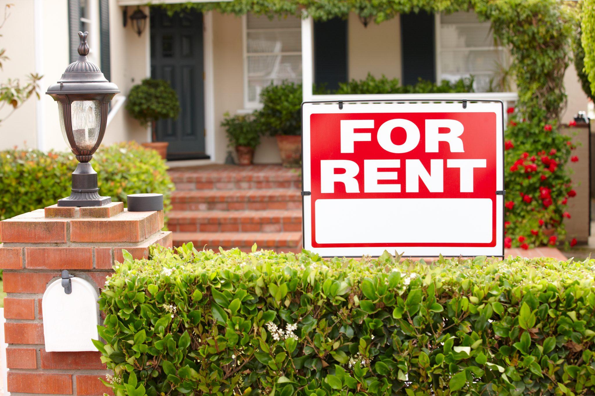 rent my home